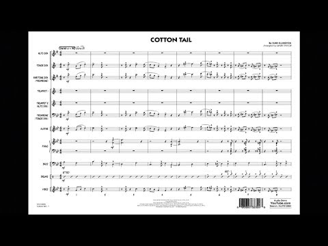 Cotton Tail by Duke Ellington/arr. Mark Taylor