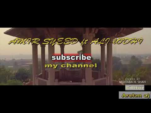 Tu mera dil tu meri jan amir saeed ft ali Lodhi (officical video song)