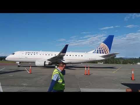 United Express KACV