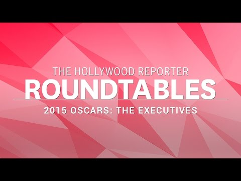 Kevin Tsujihara, Alan Horn and More Film Studio Heads on THR's Roundtables | Oscars 2015