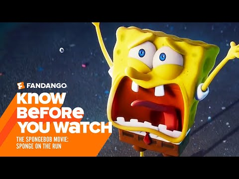 Know Before You Watch: The SpongeBob Movie: Sponge on the Run | Movieclips Trailers