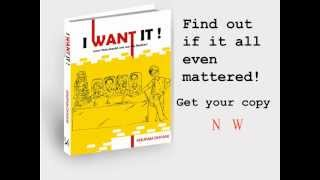 I WANT IT ( now that, should win me the Booker) ~ promotional video 3