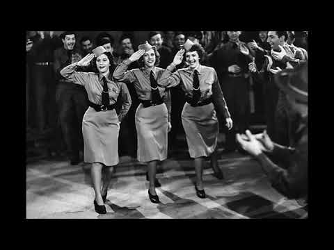 Andrews Sisters:  You're A Lucky Fellow Mr. Smith
