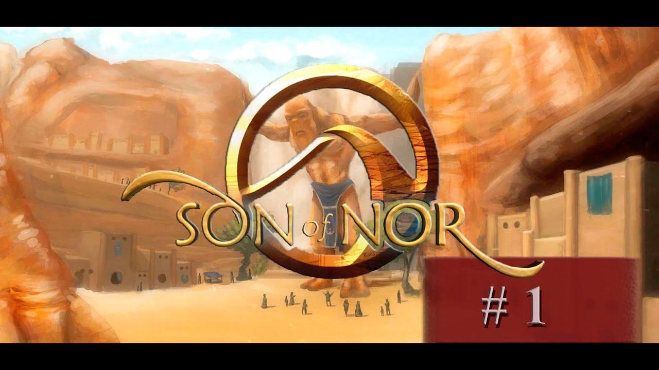 игра son of nor