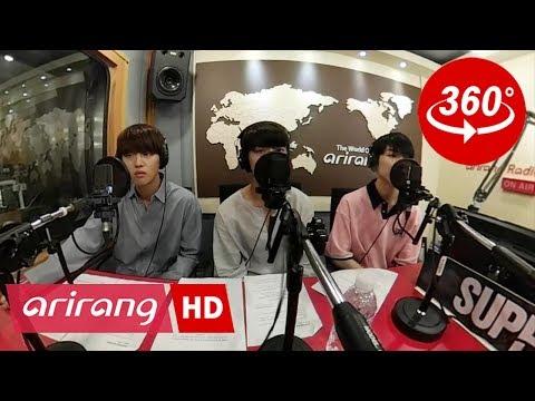 360°  PENTAGON펜타곤 in &39;Super K-Pop&39; Studio Arirang Radio