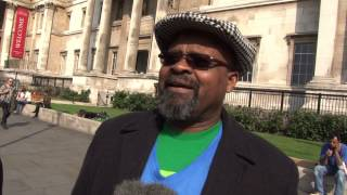 South African Elections in London 2014