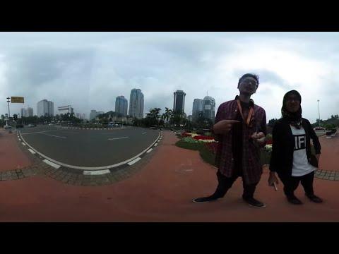Ini Jakarta di Hari Pertama Libur Lebaran 2017