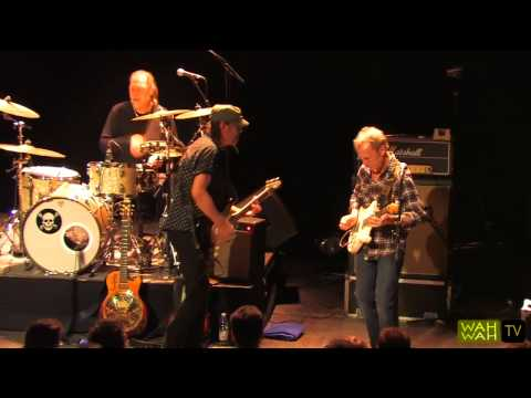 Hamburg Blues Band  feat. Clem Clempson - Down In The Flood  (Bob Dylan) - Live 2010 (HD)