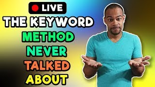 HOW TO MAKE 10000 WITH KINDLE PUBLISHING KEYWORD RESEARCH LIVE Q  A