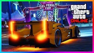 The FINAL GTA Online Update, NEW Electric Super Car Terbyte Coming, GTA 5 Kingpin DLC, & MORE! (QnA)