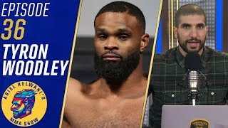 Tyron Woodley wants Kamaru Usman rematch, previews new album | Ariel Helwani's MMA Show