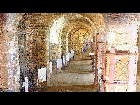 Visite virtuelle des Voûtes KheirEddine Musée de la Marine Alger