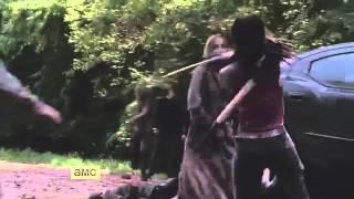 Сериал Ходячие Мертвецы 5