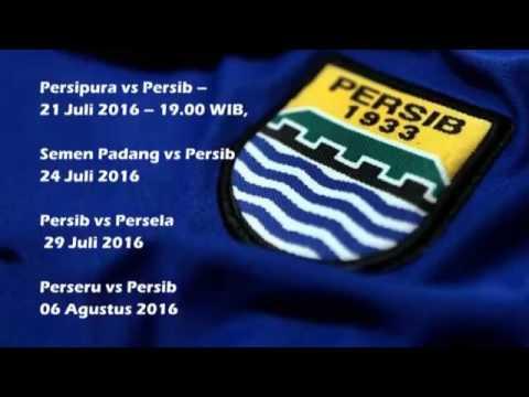 Jadwal Pertandingan Persib Bandung