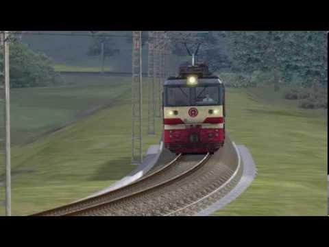 RailWorks China Railways SS7C Locomotive