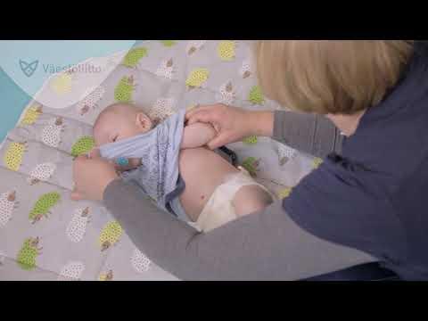 Vauvan Pukeminen Yöksi