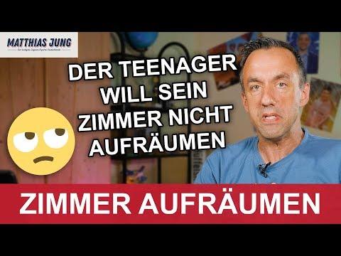 Teenager will nicht sein Zimmer aufräumen - Im Pumakäfig mit Matthias Jung