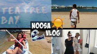 LETS GO TO NOOSA | VLOG thumbnail
