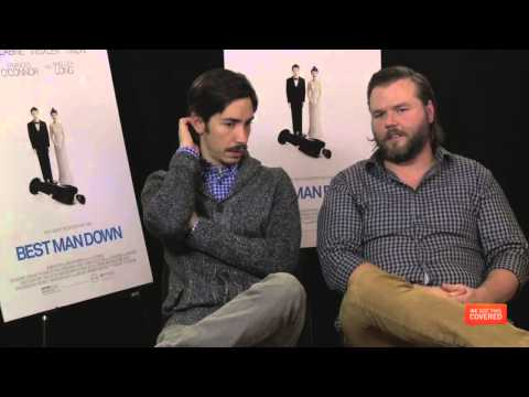 Best Man Down Interview With Justin Long And Tyler Labine [HD]