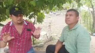 Bakano hace las pases con el Pastor Ramon  rectificar es de Sabios