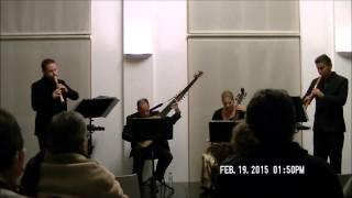 António Carrilho & Rubens Küffer - Canzon seconda à 2 canti - G. Frescobaldi