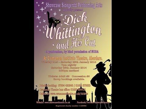 Dick Whittington & His Cat Advert