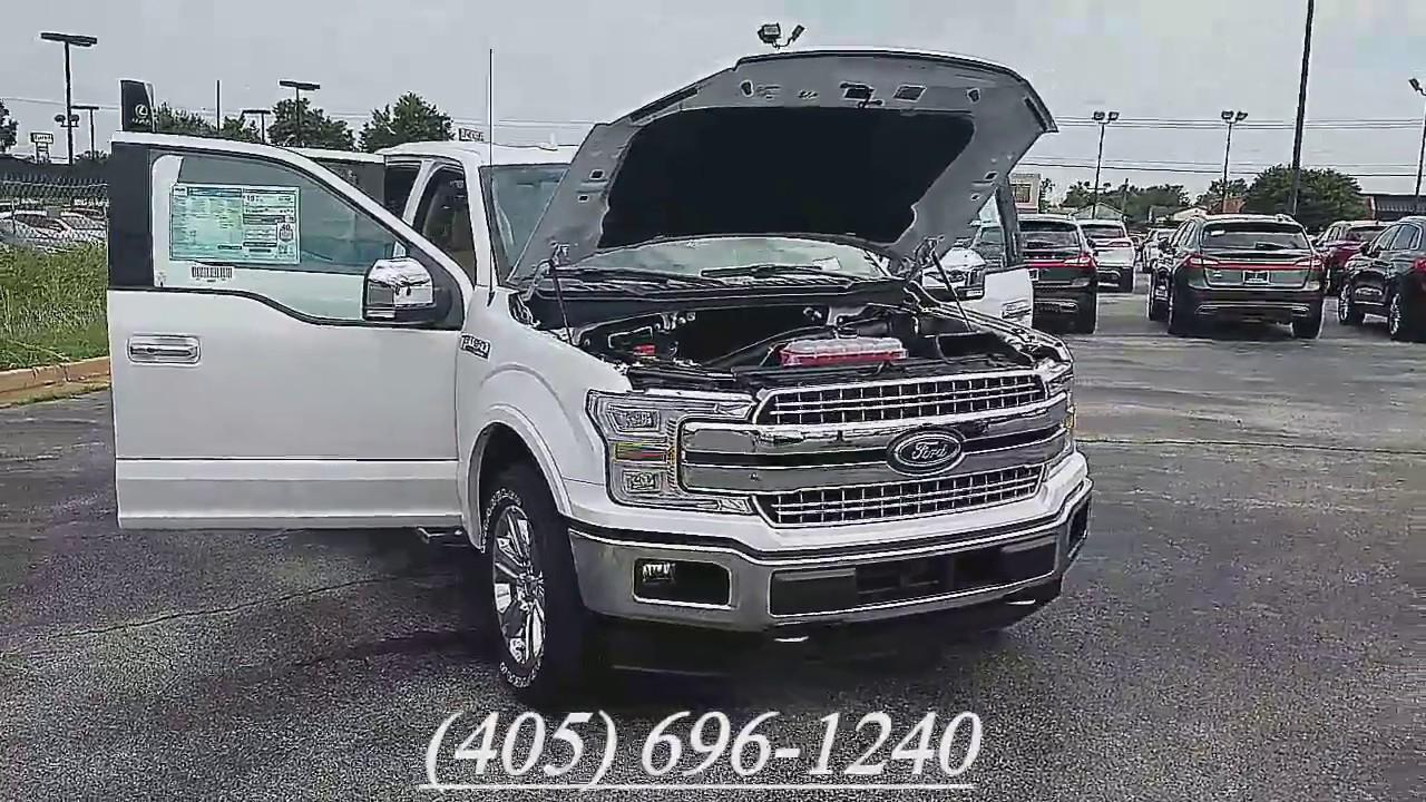 Joe Cooper Ford Edmond >> 2018 Ford F 150 Oklahoma City Ok Joe Cooper Ford Edmond Ok Youtube