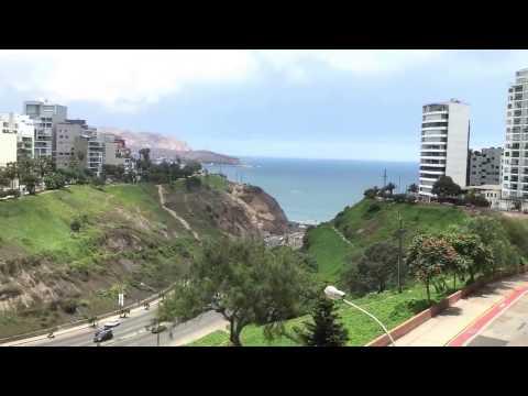 Lima Peru Miraflores vlog✔🏆