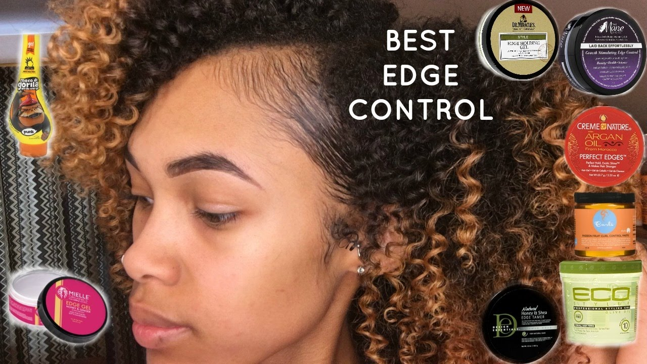 Best Worst Edge Controls Gels For Natural Hair