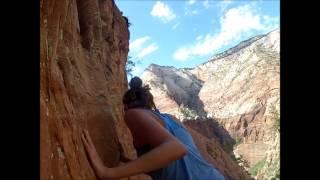 Hidden Canyon Trail- Zion National Park