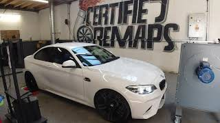 2018 BMW M2 Stage 2 (BM3 Map) - Dyno Day at Certified Remaps