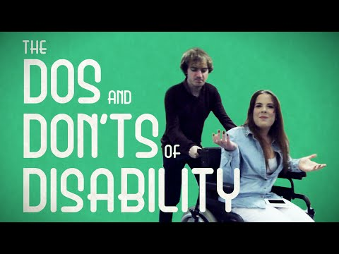 The Dos and Don'ts of Disability