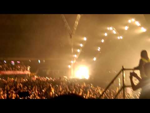 Alesso - Calling / Loose my mind + City of dreams (Swedish House Mafia) @ #AndesArena #Special #AAA