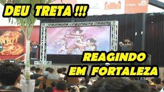 REAGINDO AO ULTIMO EP DE DRAGON BALL SUPER EM FORTALEZA