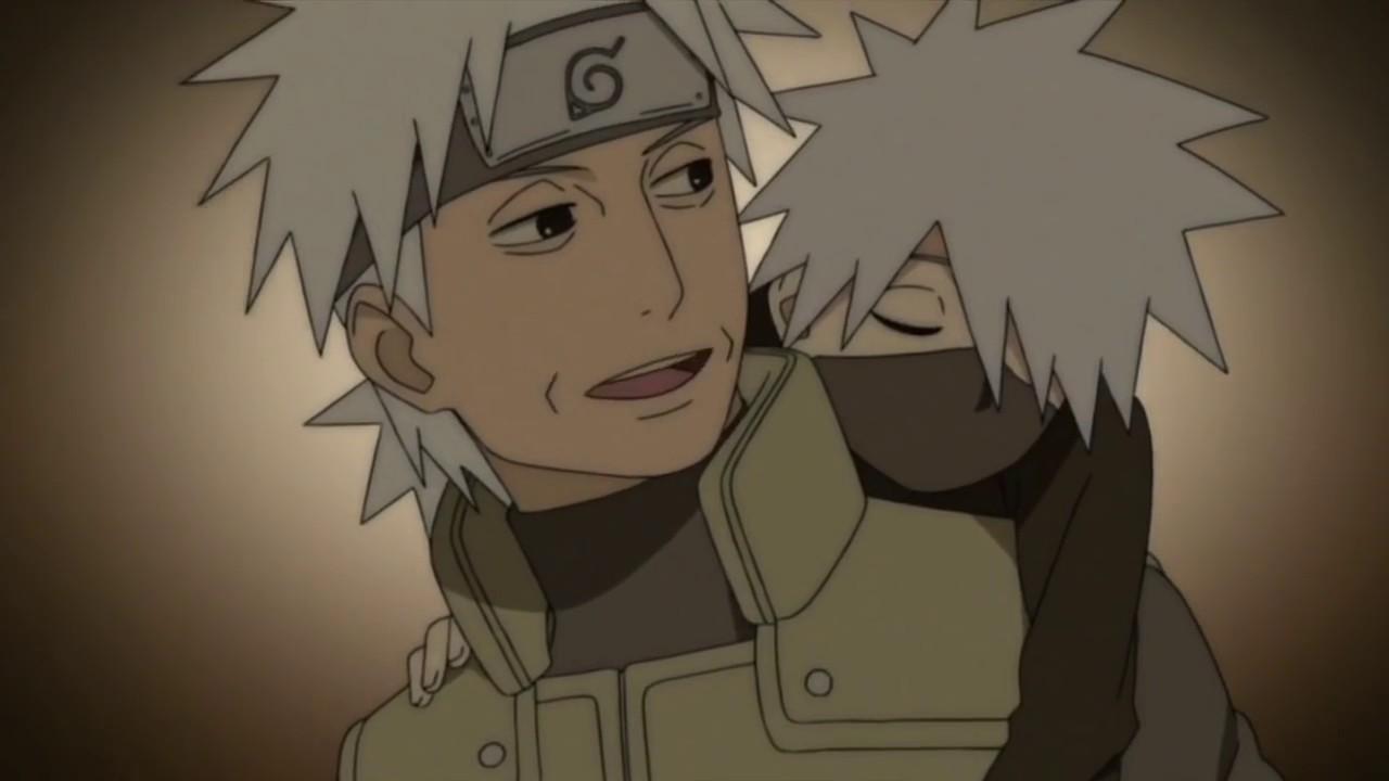 Narutos Vater