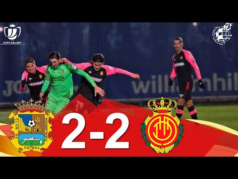 CF Fuenlabrada Mallorca Goals And Highlights