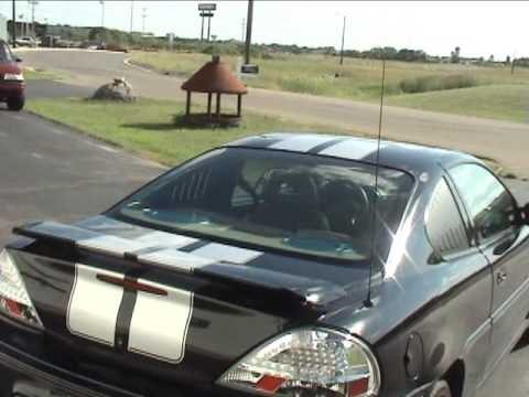 Pontiac grand am rally stripe graphics kit 1 youtube