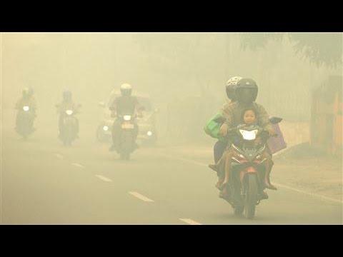 Indonesia Haze: How Bad Is It?