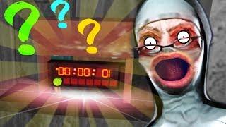 Wenn die Zeit abläuft... Timer Secret + Ending (Update) | Evil Nun