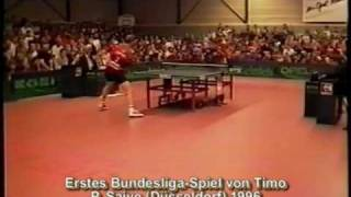 Timo Boll's History