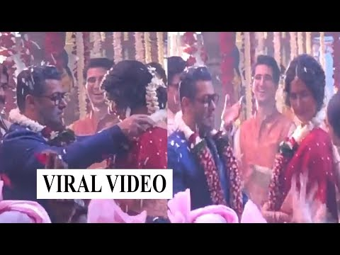 Salman Khan, Katrina Kaif's BTS wedding video from the sets of 'Bharat' goes viral Mp3