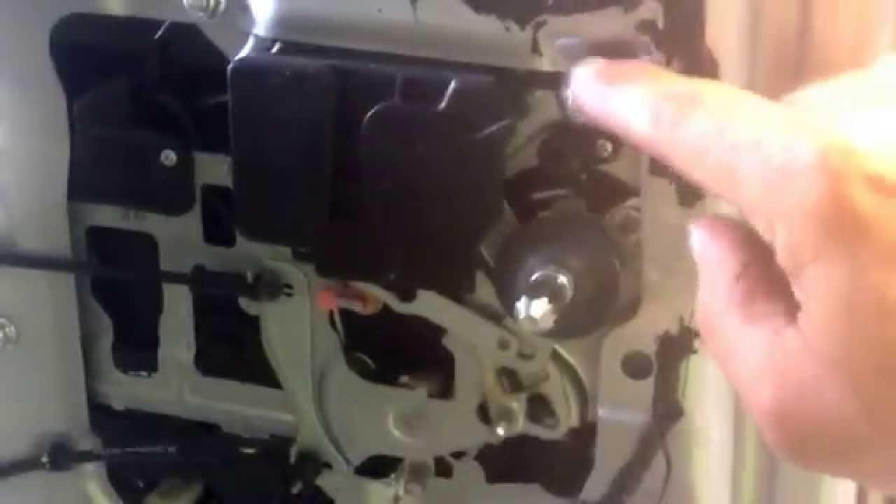 Kia Sedona Hyundai Entourage Power Sliding Door Repair Fix