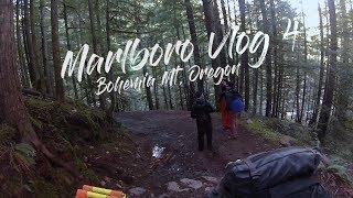 Marlboro Vlog 4 - Bohemia Mt to Florence, Oregon