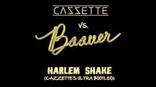 [Dubstep] CAZZETTE vs Baauer - Harlem Shake (CAZZETTE's Ultra Bootleg)