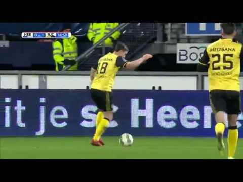 [samenvatting] sc Heerenveen - Roda JC Kerkrade 10 februari 2018
