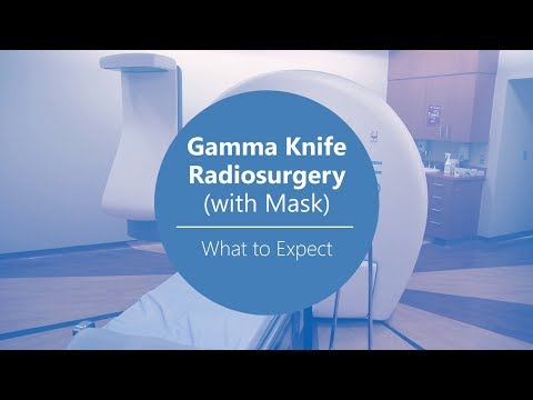 Gamma Knife Radiosurgery at Smilow Cancer Hospital.