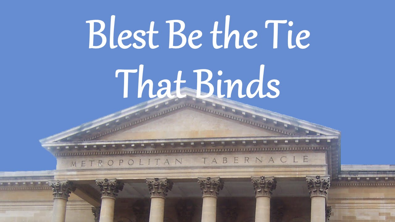 Download Blest Be the Tie That Binds
