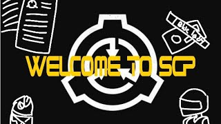 SCP SONGWELCOME TO SCP SCP ANIMATED