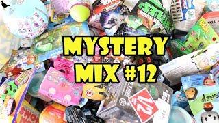 Mystery Mix #12 Random Blind Bag Opening Wheelies Shopkins Ghostbusters + more!  Birdew Reviews