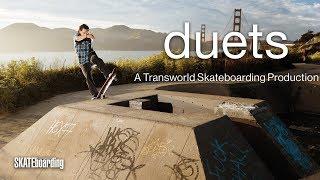 Duets: A Transworld Skateboarding Production - Official Trailer - Tiago Lemos, Carlos Ribeiro
